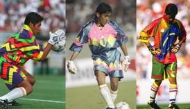 Fotbollen blev lite färglösare idag 2004