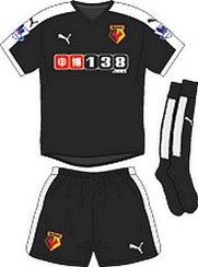 WATFORDs andradress 2015-2016