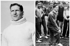 George Raynor Sveriges vinstrikaste förbundskapten i fotboll.