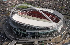 Nya Wembley klart idag 2007