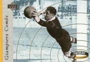 Gianpiero Combi vars debut inte blev så lyckad, men som sedan skulle bli kapten i Italienska landslaget