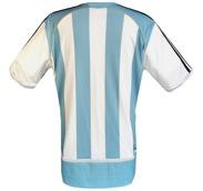 ARGENTINAs förstatröja i VM i Tyskland 2006 ryggsida