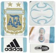 ARGENTINAs förstatröja i VM i Tyskland 2006 detaljer