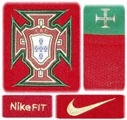 PORTUGALs förstatröja i EM i Schweiz/Österrike 2008 detaljer