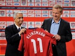 "Klinsmann väntas bli USAs nya ""frälsare""."