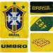 BRASILIENs hemmatröja i USA-VM 1994 detaljer