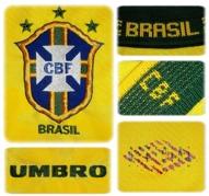 BRASILIENs förstatröja i VM i U S A 1994 detaljer