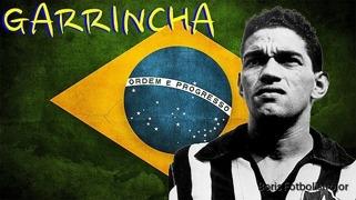 Hyllning till Garrincha