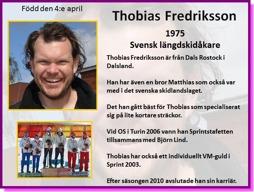 THOBIAS FREDRIKSSON