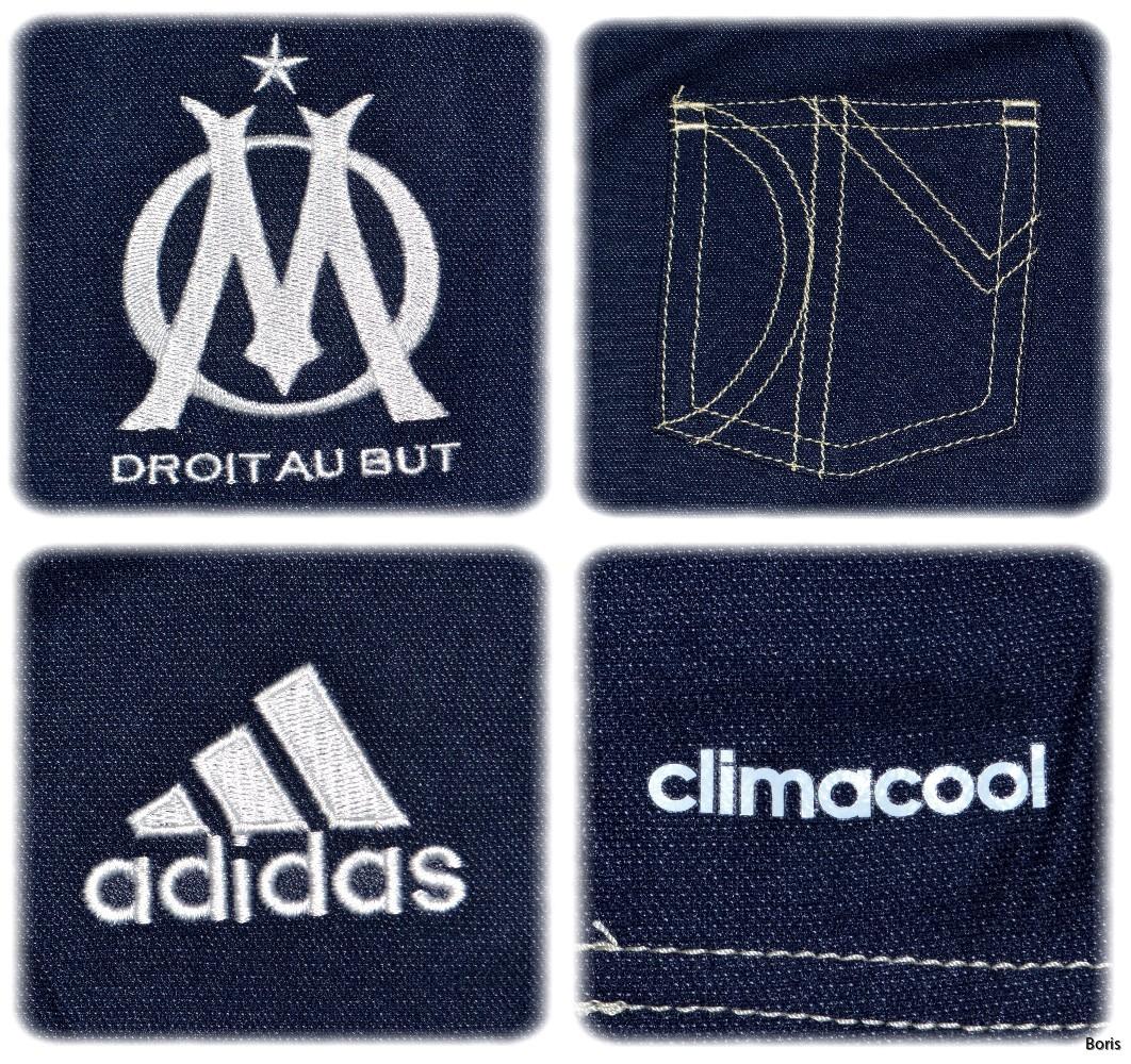 Olympique Marseille borta 2013 2014 | fotbollströjor
