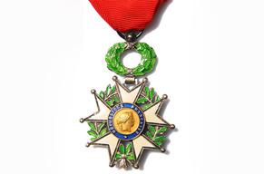 Hederslegionen (Ordre national de la Légion d'honneur)