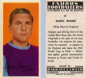 Bobby Moore 1963