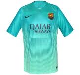 Till BARCELONAs tredjetröja 2016 - 2017