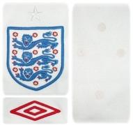 ENGLANDs förstatröja i VM i Sydafrika 2010 detaljer