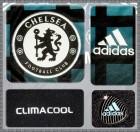 CHELSEAs andratröja 2011 - 2012 detaljer