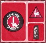 CHARLTON ATHLETICs förstatröja 2000 - 2002 detaljer