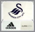 SWANSEAs förstatröja 2011 - 2012 detaljer