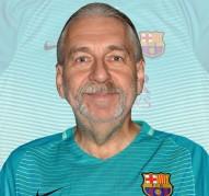 BARCELONAs tredjetröja 2016 - 2017 framsida