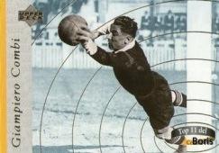Gianpiero Combi vars debut inte blev så lyckad, men som sedan skulle bli kapten i Italienska landslaget.
