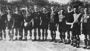 Barcelonas lag 1925