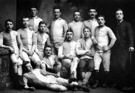 Blackburn Rovers 1886