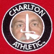 CHARLTONs förstatröja 2003 - 2005