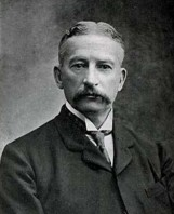 William Kenyon-Slaney. Världens första landslagsmålskytt.