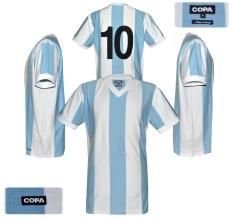 Till ARGENTINAs förstatröja i Tokyo-OS 1964