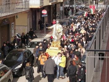 Felix minne firas i Nola