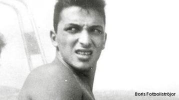 Genoa-supportern Vincenzo Spagnolo som knivskars till döds.