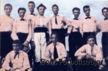 Första lagbilden av Juventus