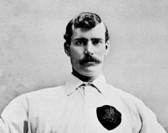 James Trainer som indirekt blev orsaken till fotbollens första spelarbyte.