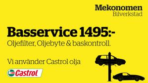 Bilservice Malmö