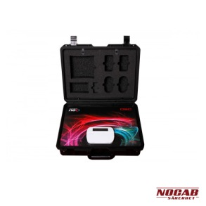 Rörelsedetektor med inbyggd stillbildskamera, t ex för bildverifiering vid larmhändelse