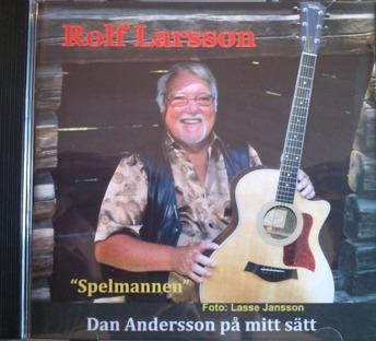 Rolf Larsson: Spelmannen -