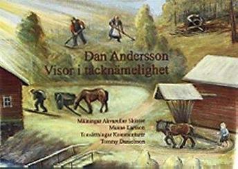 Tommy Danielsson och Manne Larsson: Visor i tacknämlighet - Tommy Danielsson