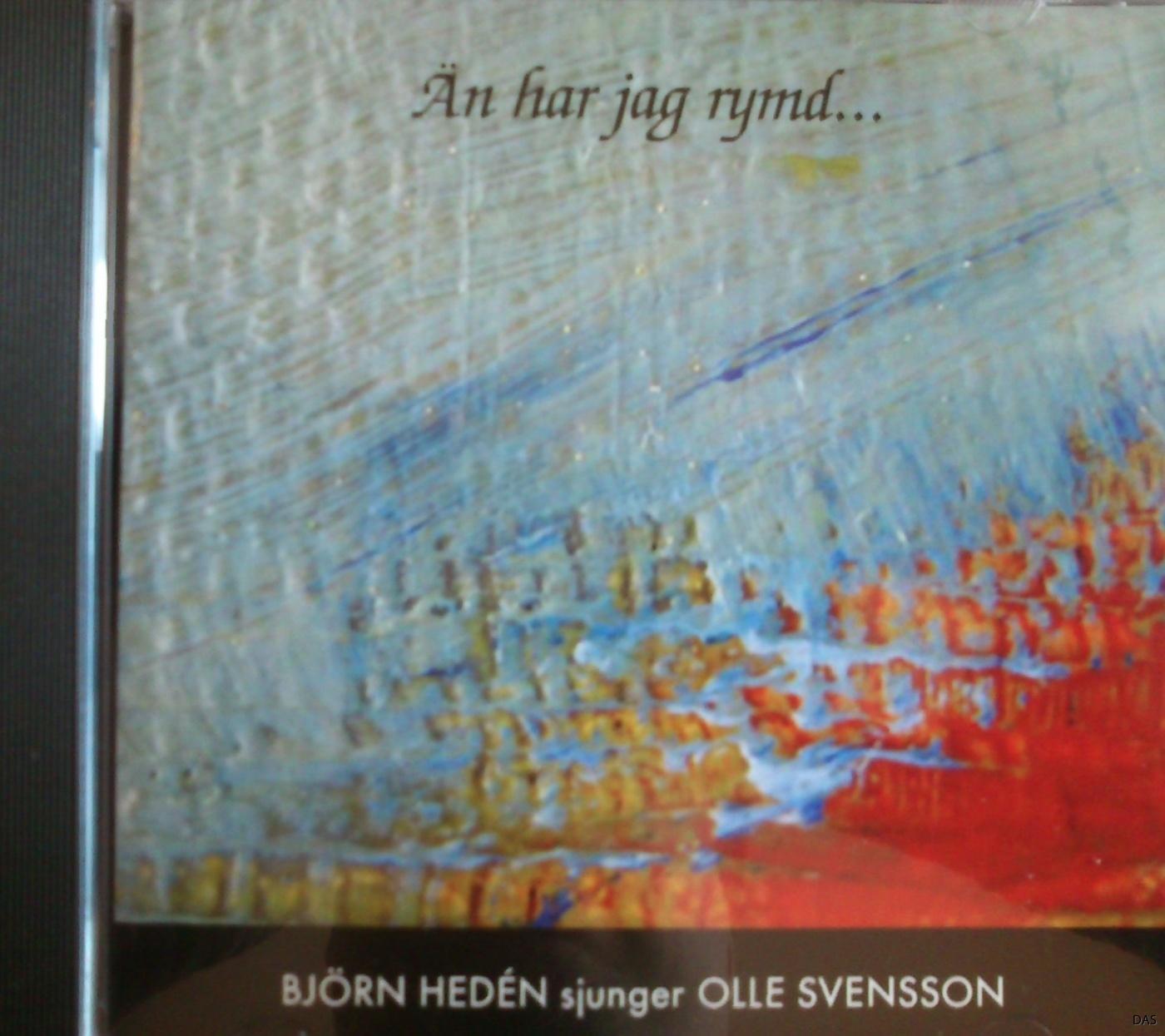 Björn Hedén: Än har jag rymd