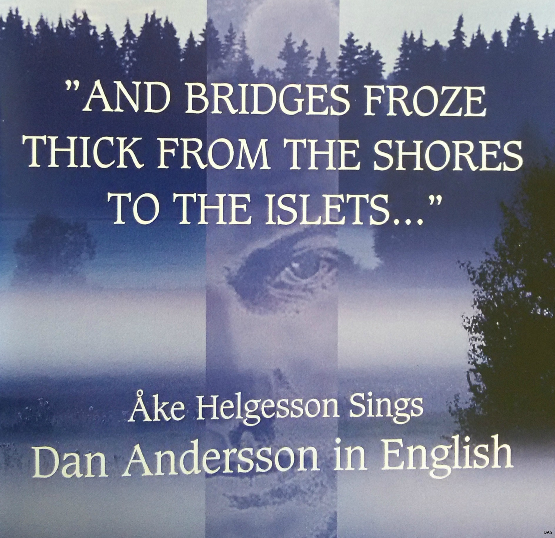 """""""And bridges from the shores to the islets..."""""""