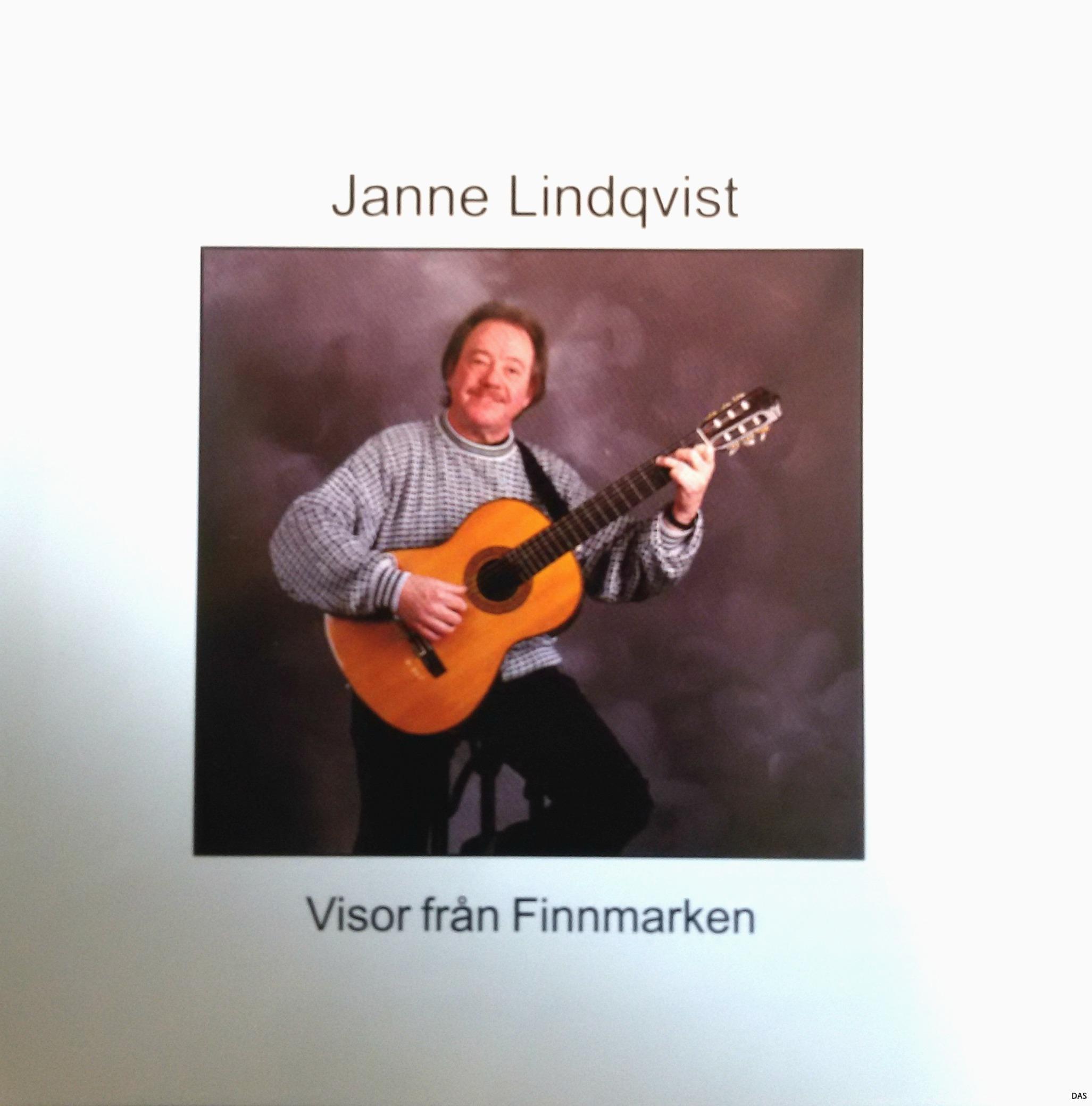 "Janne Lindqvist : ""Visor från Finnmarken"""