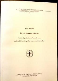 Olavi Hemmilä - En yogi kommer till stan -