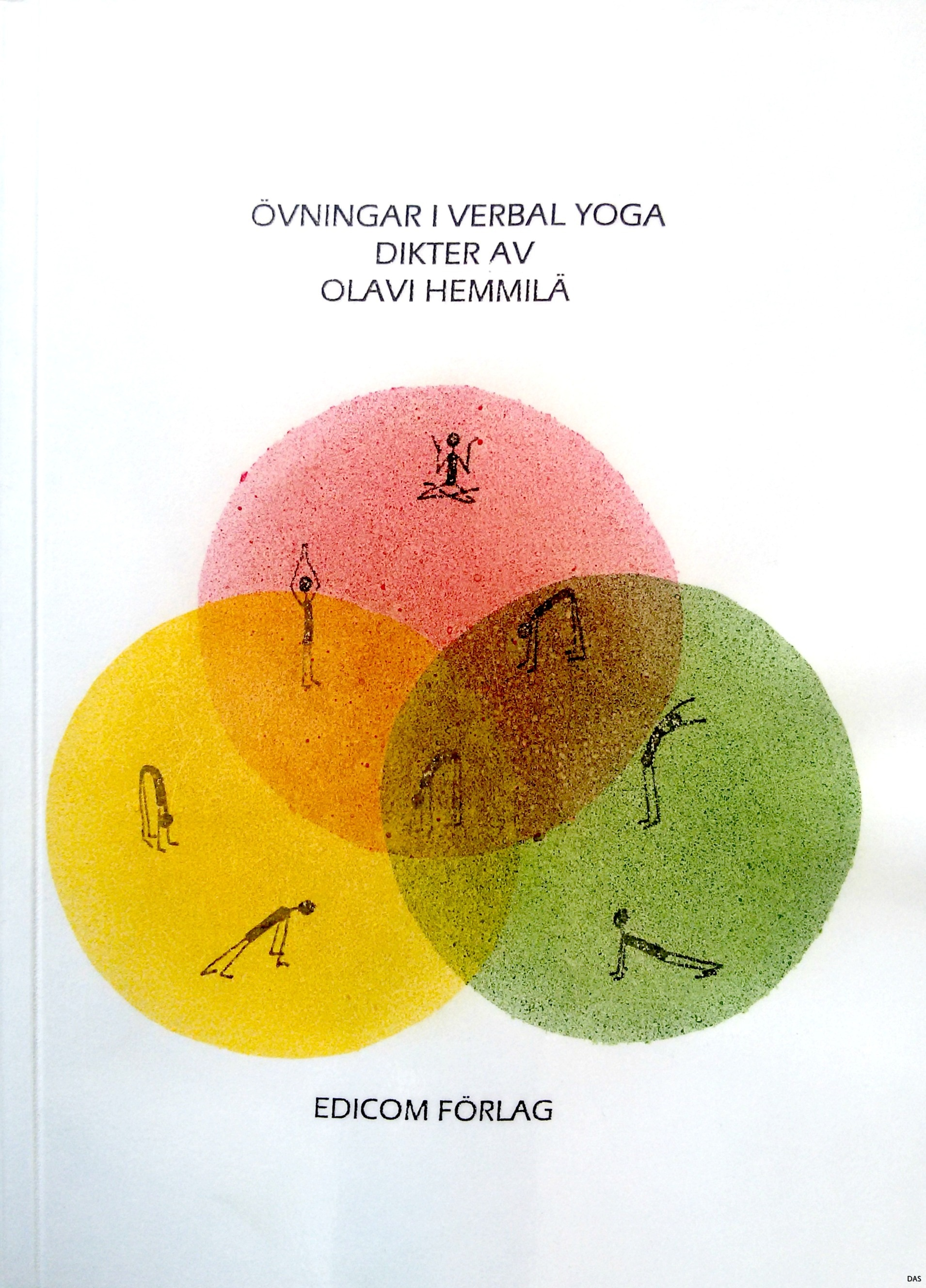 "Olavi  Hemmilä : ""Övningar i verbal Yoga"""