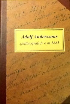 Adolf Andersson :