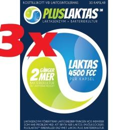 Pluslaktas™ (90 kapslar)