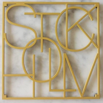 City Trivet, Stockholm Gold - City Trivet, Stockholm Gold
