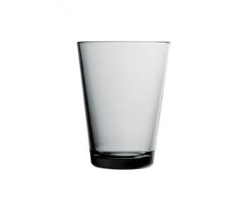 Iittala Kartio Dricksglas 40cl grå 2-pack - Iittala Kartio Dricksglas 40cl grå 2-pack