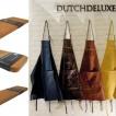Dutchdeluxes Kalvskinnsförkläde Amazing APRON Classic Brown