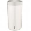Stelton, To Go Click 0,20 L stål/chalk - Stelton, To Go Click 0,20 L stål/chalk