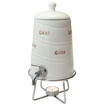 Dorre, Glöggtunna med tappkran 1,2 L - Dorre, Glöggtunna med tappkran 1,2 L