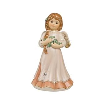 Goebel, Årsängel 2017 Festive Christmas Holly - Limited Edition - Goebel, Årsängel 2017 Festive Christmas Holly - Limited Edition