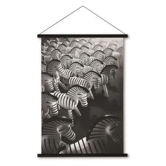 Kay Bojsesen, Zebra Foto 40x56 cm - Kay Bojsesen, Zebra Foto 40x56 cm